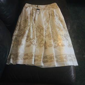 BCBG MAXAZRIA skirt .